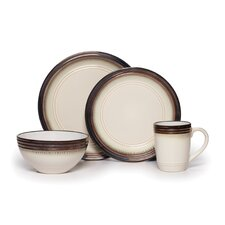 Gourmet Basics Bailey 16 Piece Dinnerware Set