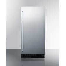 """15"""" 32 lb. Freestanding Clear Ice Maker"""