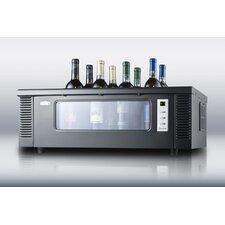 8 Bottle Single Zone Wine Refrigerator