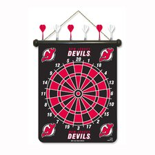 NHL Magnetic Dart Board Set