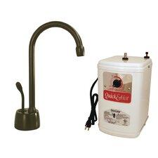 Velosah One Handle Single Hole Instant Hot Water Dispenser Faucet