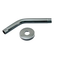 """8"""" Shower Arm with Sure Grip Flange"""