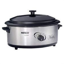 6-Quart Roaster Oven