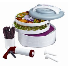 Snackmaster Express 5 Tray Food Dehydrator