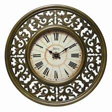 Crescendo Wall Clock