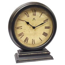 Distressed Table Clock