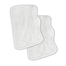 XT3101 Steam Mop Micro-Fiber Replacement Pads (Set of 2)