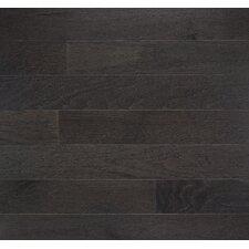 "Classic 3-1/4"" Solid Oak Hardwood Flooring in Urban Gray"