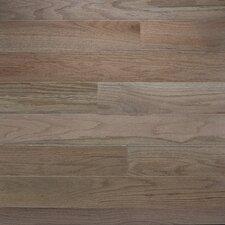 "Color Plank 5"" Solid White Oak Hardwood Flooring in Smoke"