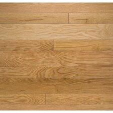 """Color Strip 4"""" Solid Oak Hardwood Flooring in Natural"""