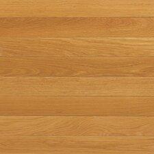 """Color Strip 3-1/4"""" Solid White Oak Hardwood Flooring in Natural"""