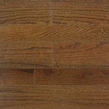 "Homestyle 3-1/4"" Solid Red Oak Hardwood Flooring in Provincial"