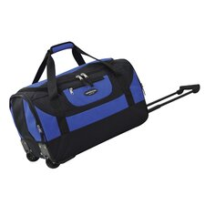 "Adventure 20"" 2 Wheeled Carry-On Duffel"