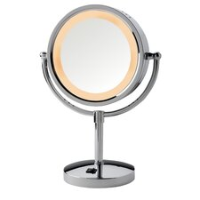 Halo Lighted Vanity Mirror