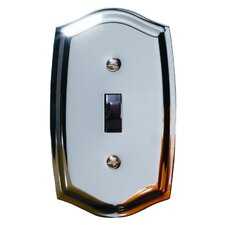 Colonial Design Single Switch Wall Plate