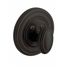 Single Cylinder Deadbolt with Patio Function
