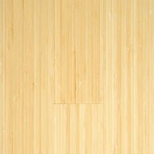 "3-3/4"" Solid Bamboo Hardwood Flooring in Natural Matte"