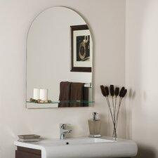 Roland Frameless Wall Mirror