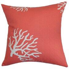 Jessamine Cotton Throw Pillow