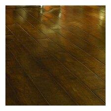 "Crossfire 5"" Engineered Maple Hardwood Flooring in Afterglow"