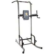Body Champ 5-Station Upper Body Gym Power Tower