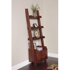 """Door 75.5"""" Leaning Bookcase"""
