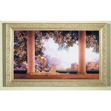 Maxfield Parrish Daybreak Framed Graphic Art