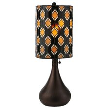 "25"" H Diamonte Table Lamp"