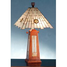 "Pendulum Accent 25.63"" H Table Lamp with Cone Shade"