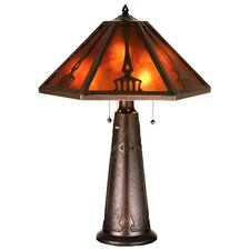"""Grenway 29"""" H Table Lamp with Empire Shade"""