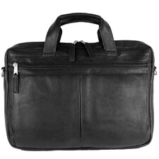 Aspen Leather Laptop Briefcase