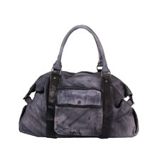"Brushstroke 21"" Leather Felicia Weekender Duffel"