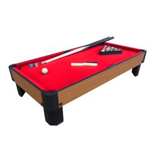 "Sport Bank Shot 3'4"" Pool Table with Cloth"