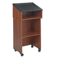 Stand - Up Lectern in Cherry Set