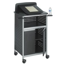 Scoot Multi-Purpose Lectern in Black