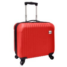 Belfort Carry-On Spinner Laptop Attache Case