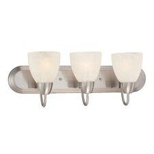 Torino 3 Light Vanity Light