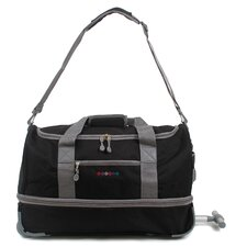 "Stadium 21"" 2 Wheeled Carry-On Duffel"