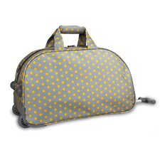 Christy Rolling Duffel Bag