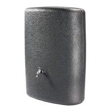 GRAF 73 gal. Oval Rain Barrel