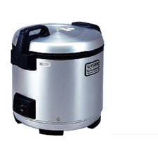 20-Cup Electric Rice Cooker and Warmer