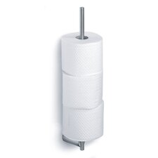 Duo Metal Wall Mounted Toilet Roll Holder