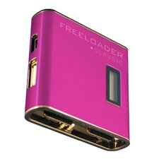 Spare Li-Ion Battery and Hub in Pink
