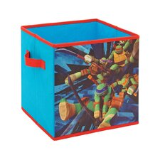 Teenage Mutant Ninja Turtles Real Turtles V2 Storage Cube
