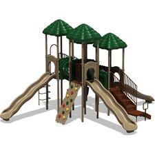 UPlay Today Chimney Tops Playground System