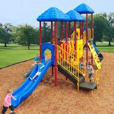 UPlay Today Rainbow Lake Playground System