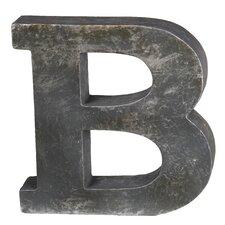 B-Design Metal Letter