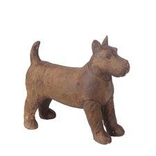 Decorative Ceramic Dog
