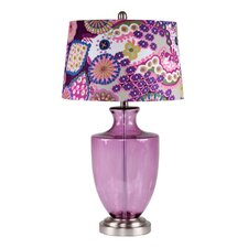 """29"""" H Table Lamp with Empire Shade"""