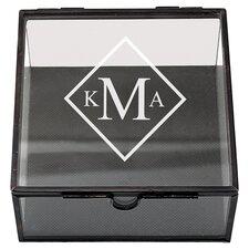Personalized Shadow Jewelry Box